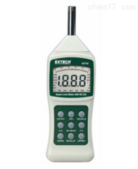 EXTECH 407750專業型噪音儀