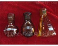 棕色烧瓶实验室玻璃耗材