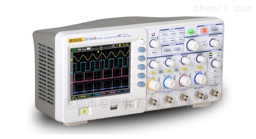 DS1000B系列数字示波器