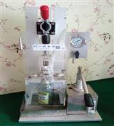 湖南普柯特直供便携式玻璃瓶耐内压力试验机