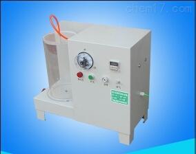 自动透水系数真空饱水试验装置技术改进
