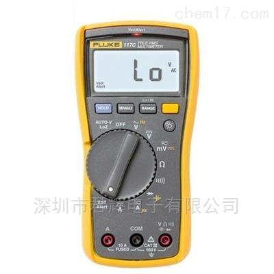 117C非接触式电压测量万用表