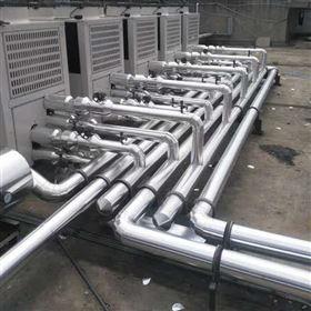 专业防腐铁皮管道保温安装队