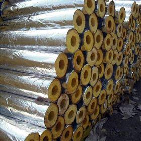 厂家直销硅酸铝卷毡保温管