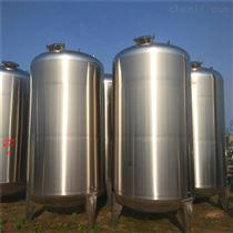 二手2立方不锈钢储罐