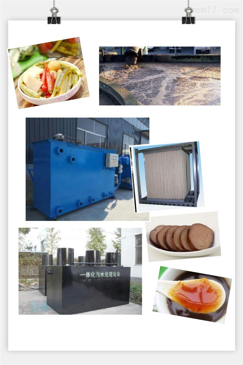 日处理100t生活污水处理设备MBR膜一体化