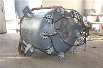 电加热反应釜/蒸汽加热反应釜/导热油加热反应釜