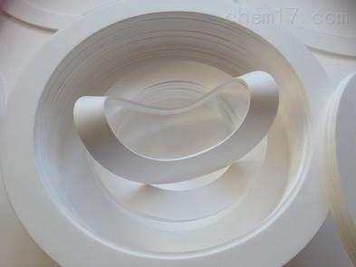供应山东潍坊异形白色四氟垫片,规格齐全