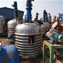 低价转让二手3吨不锈钢反应釜