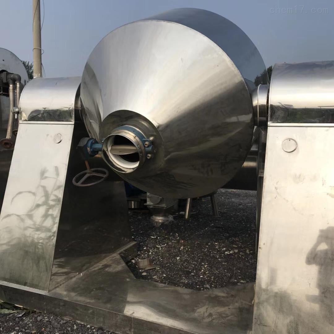 9成新二手双锥干燥机厂家