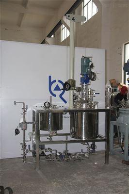 试验反应釜 减压蒸馏反应釜 抽真空蒸馏反应釜