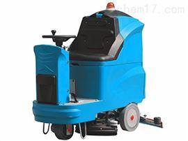 BL770上海商场车库物业停车场用驾驶式洗地机