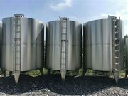 二手立式储罐转让二手立式10立方不锈钢储罐价格