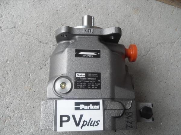 派克PAVC100R422 变量泵中国区域销售中心