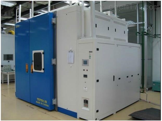 宏展步入式高低温试验室