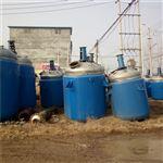 专业回收二手2吨电加热反应釜