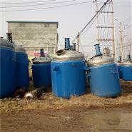 專業回收二手2噸電加熱反應釜