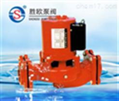 LR熱水循環泵