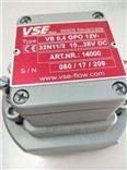 VSE齿轮流量计VS1GP012V-32N11/4技术选型