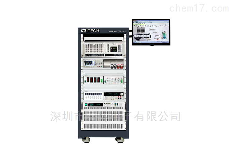 ITS5300电池充放电测试系统