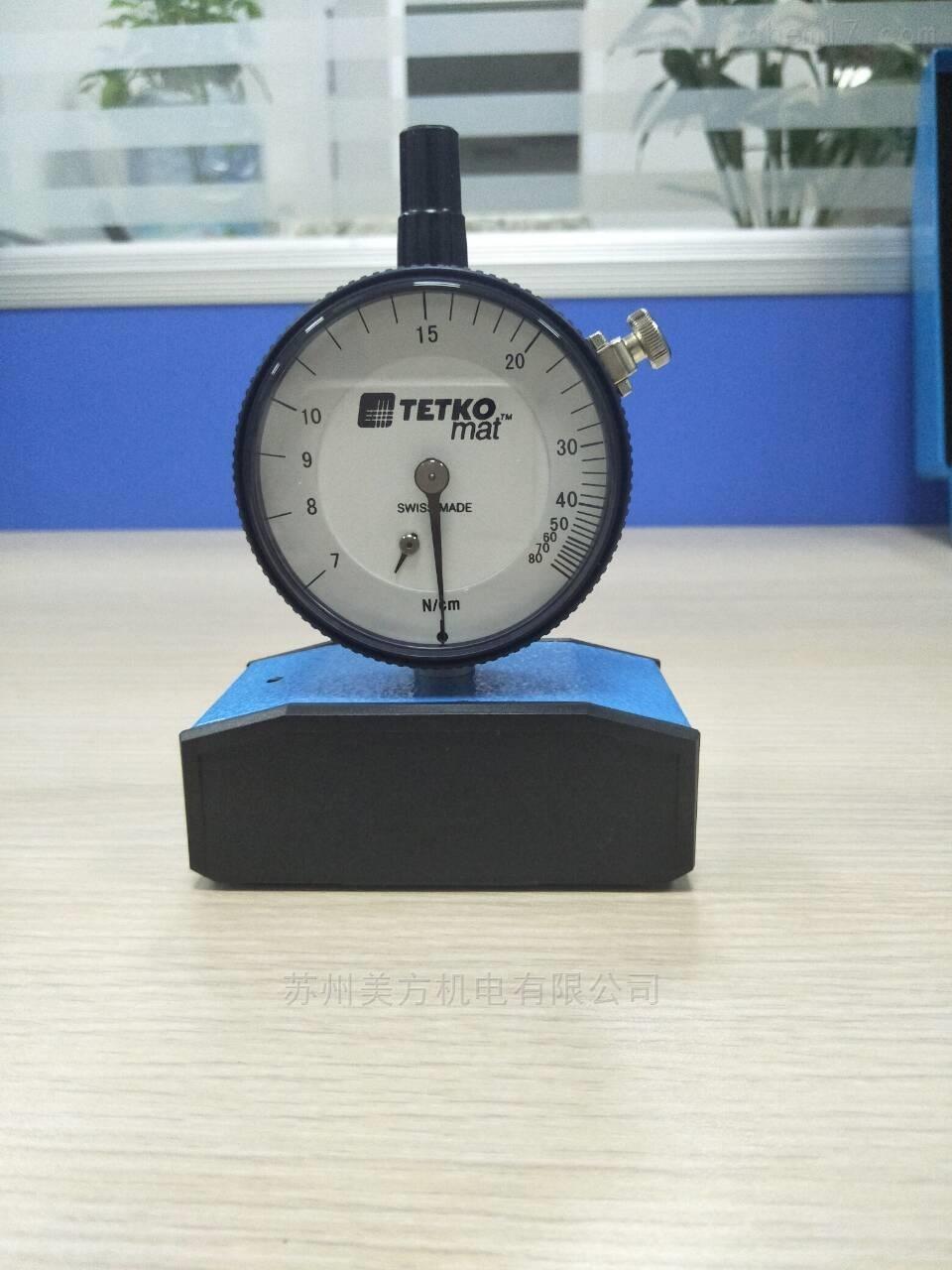 7-100N瑞士TETKO丝网张力计产品特点7-100N.m