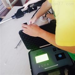 LB-7022D用于餐厅检测油烟颗粒物 便携式油烟检测仪