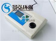 余氯检测仪使用方法自来水标准余氯