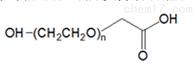 HO-PEG-COOH羟基聚乙二醇羧基 修饰PEG