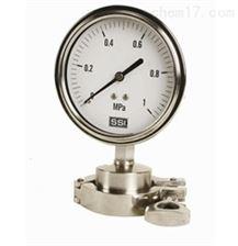 F6/F7不锈钢卫生型隔膜压力表