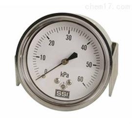 63全不锈钢微压表