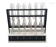 鄭州簡易型蒸餾儀JTZL-6C氨氮蒸餾器