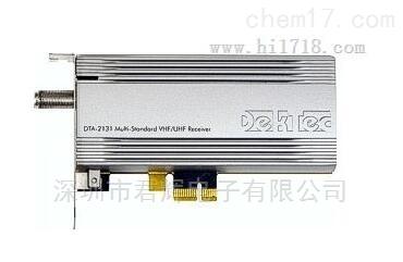 DTA-2131DVB-T2/C2电视信号码流卡
