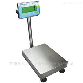 WBK75H高精度防水电子台秤 75kg 0.1g不锈钢防水秤