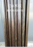 专业生产高档木纹中空玻璃仿古装饰条