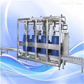 30-60ml药水液体灌装机,四头口服液灌装