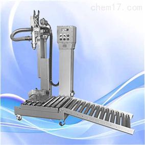 液体灌装机 自动化灌装 立式液体包装机