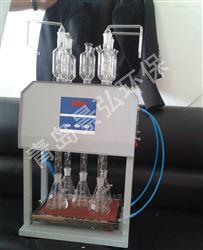 氮吹法高氯COD回流消解仪高氯废水检测仪