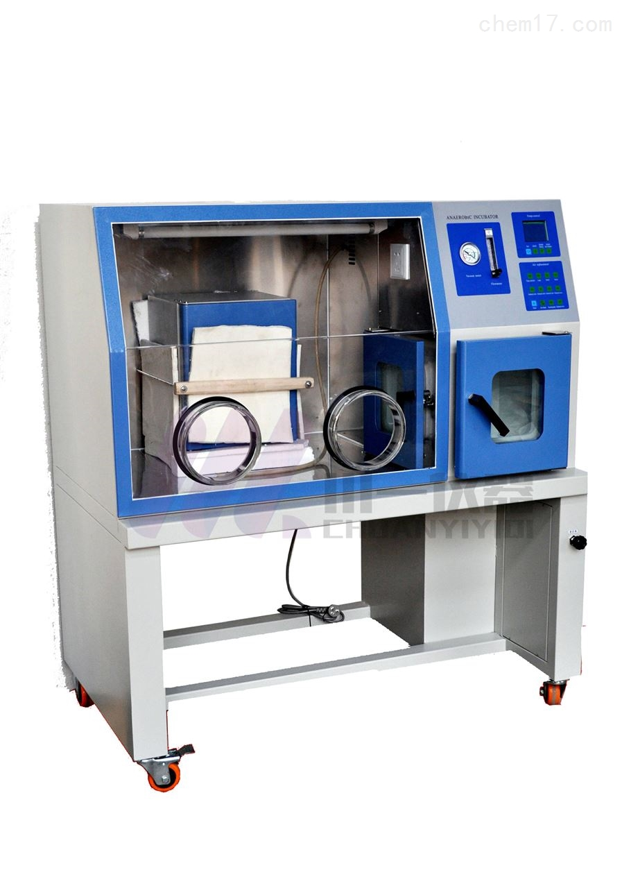 高精度厌氧怕氧培养箱YQX-I恒温灭菌手套箱