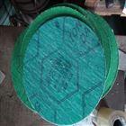 石棉橡胶垫片法兰带孔异形垫圈
