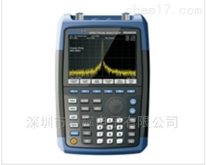 HSA830手持式频谱分析仪