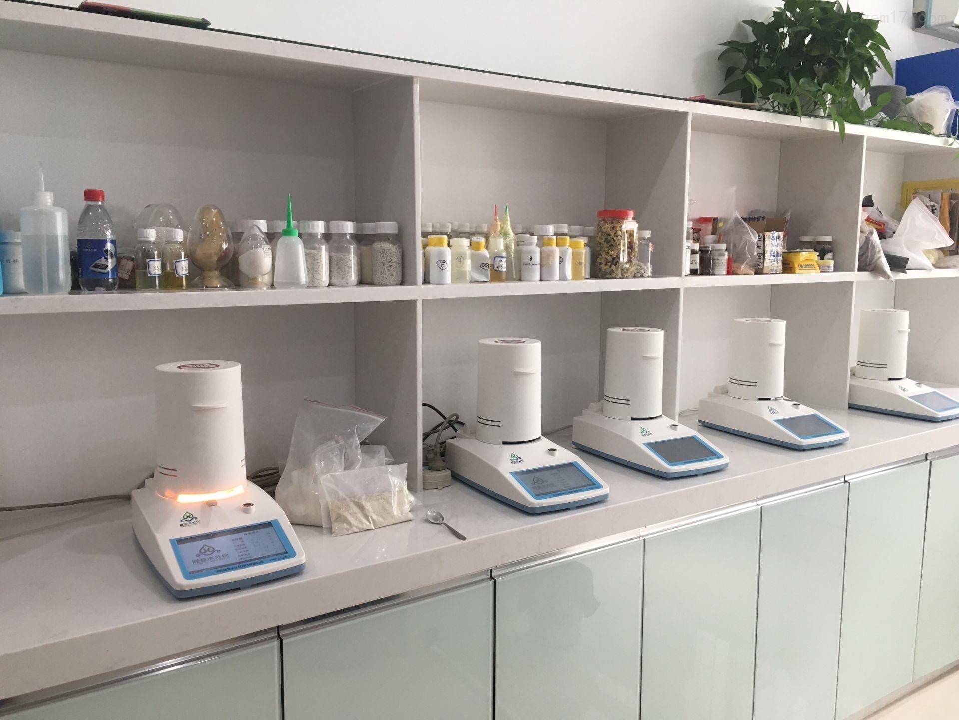 纳米碳酸钙水分测试仪型号/使用技巧