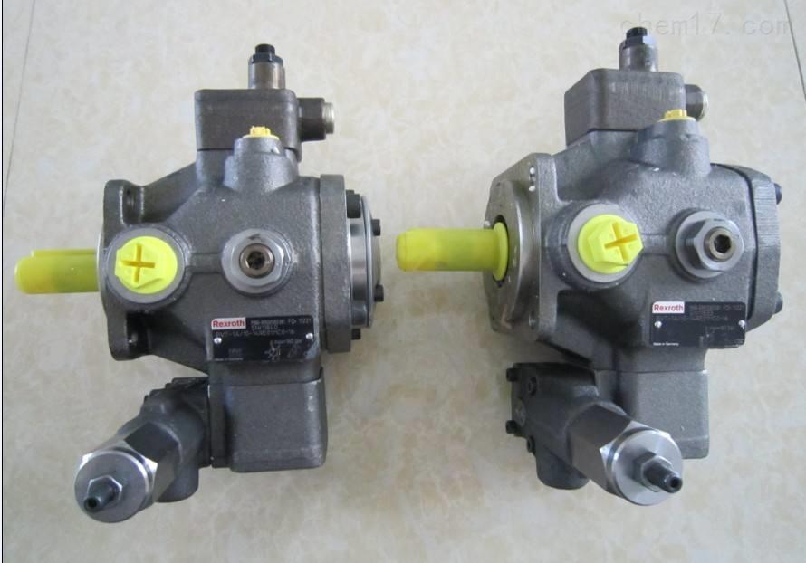 Rexroth齿轮泵河北一级代理