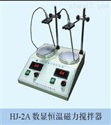 HJ-2A数显恒温磁力搅拌器 2/4/6连搅拌机