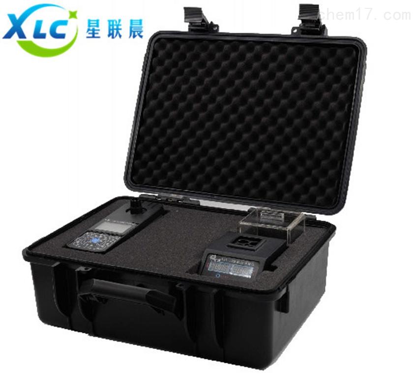 生产便携式氨氮总氮水质测定仪XCPN-820D