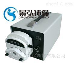 JH-8000B型手持式智能水质采样器LED动态显示屏