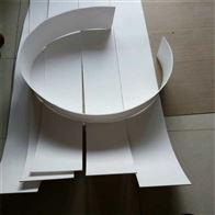 供应纯白色聚四氟乙烯板 四氟板 模压板10mm
