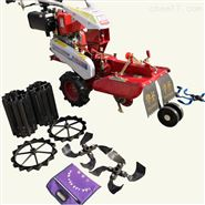 便捷式灵活的小型耕整开沟机 柴油培土机