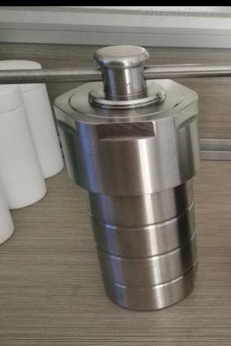 25ML快開型水熱合成反應釜