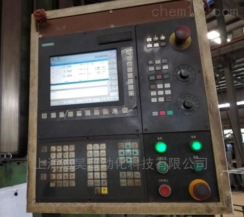西门子802D数控系统报警F31115维修