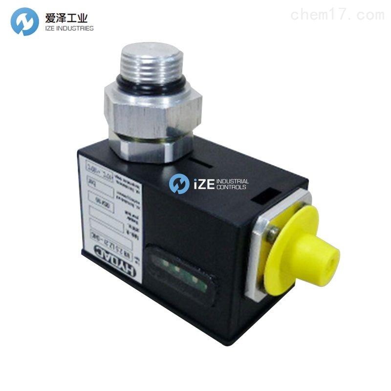 HYDAC壓差指示器VR2.5系列VR2.5LZ.1/-D4C